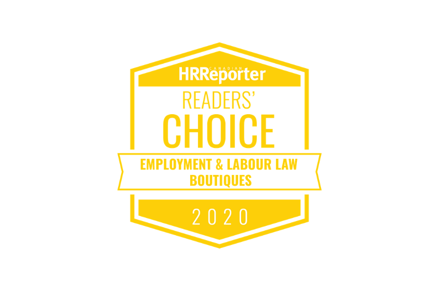 HR Readers Choice Award Winner